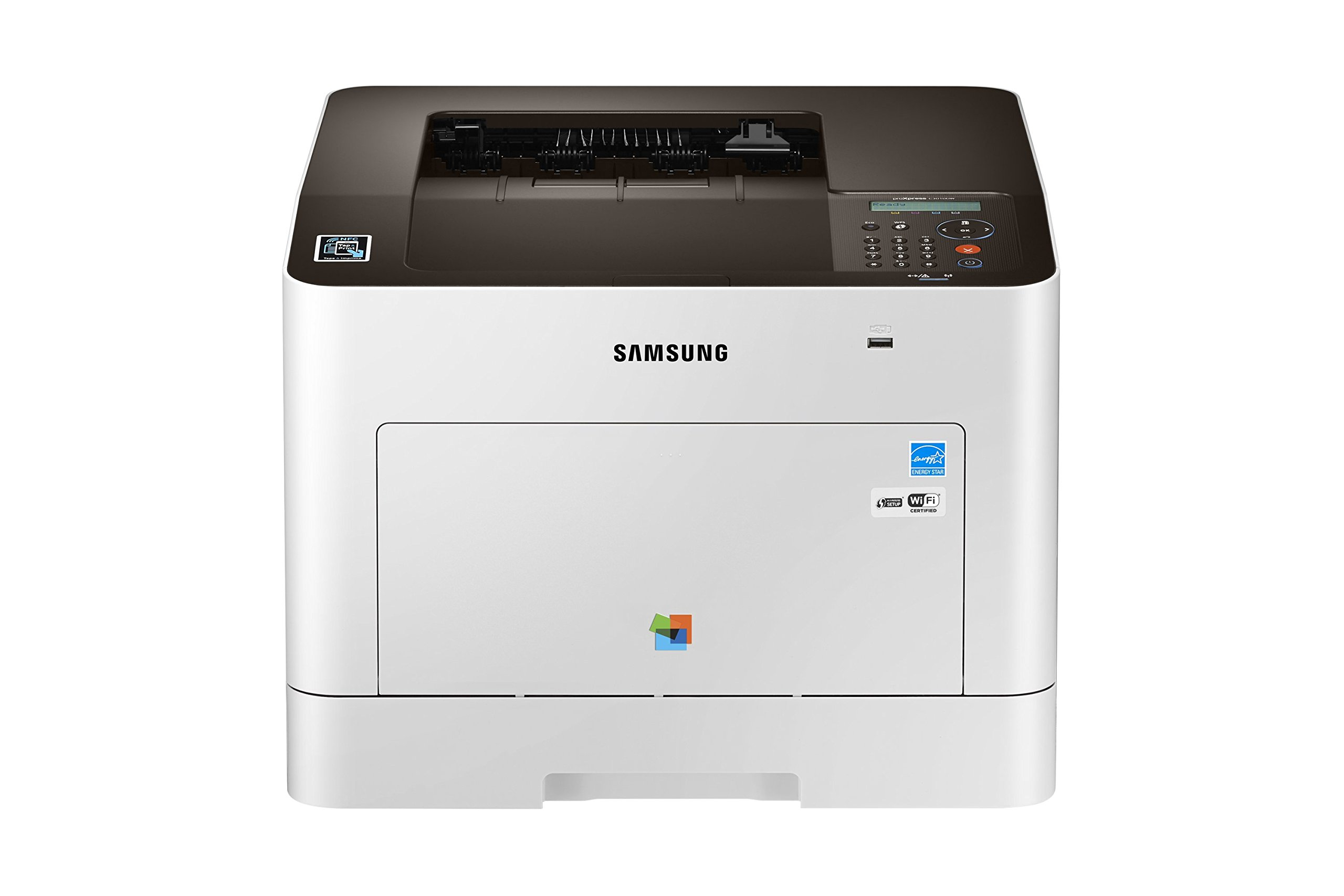 Samsung Electronics SL-C3010DW Wireless Color Printer, Amazon Dash Replenishment Enabled