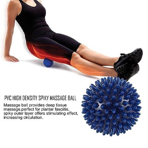 Dailyinshop Pelota de masaje de punta de PVC con dolor en el pie y ...