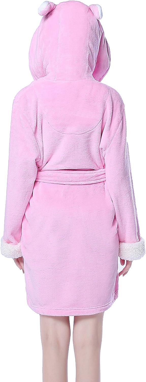 NEWCOSPLAY Adult Unisex Unicorn Hooded Pajamas Robe Costume