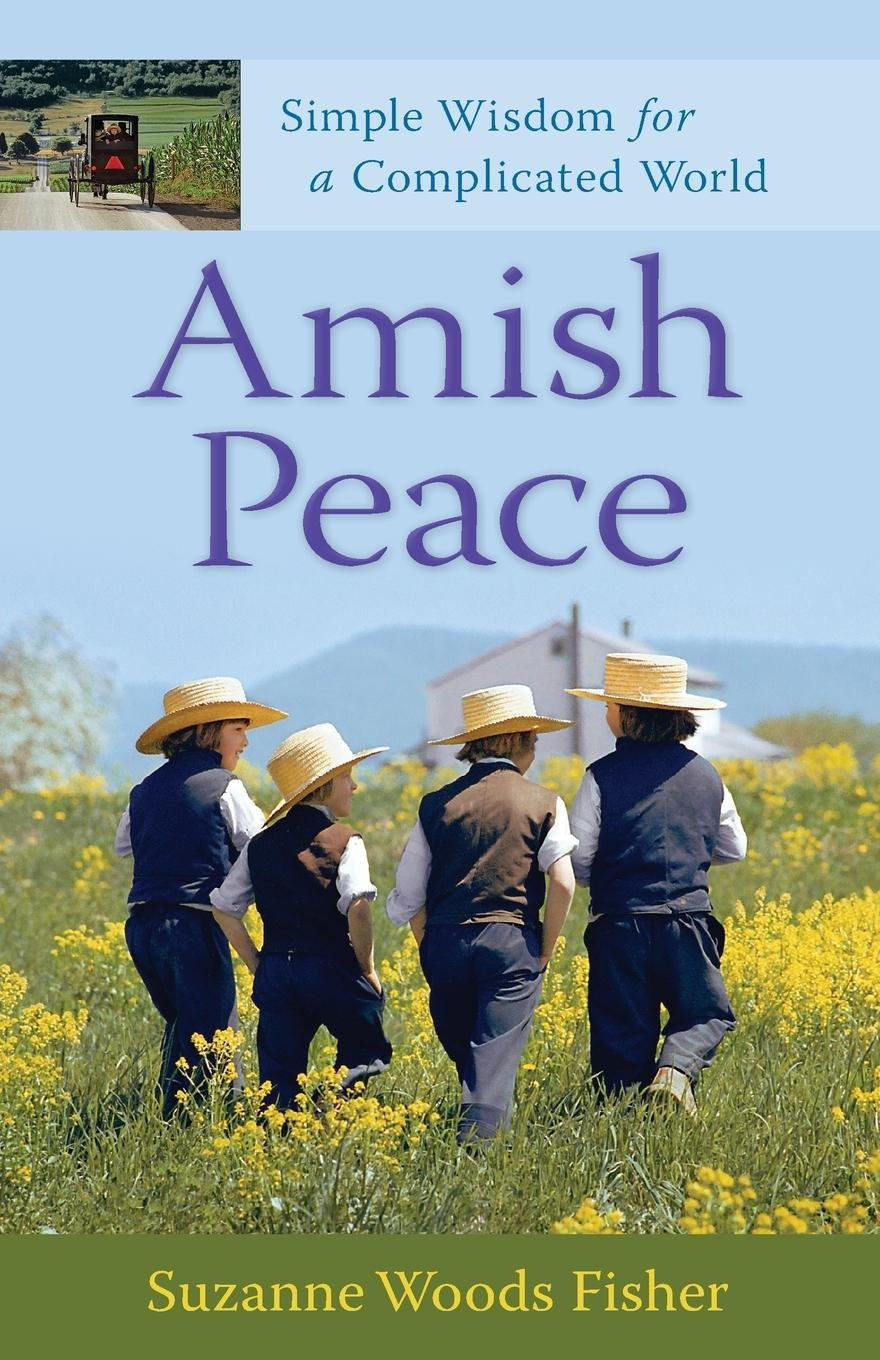 Download Amish Peace: Simple Wisdom for a Complicated World pdf epub