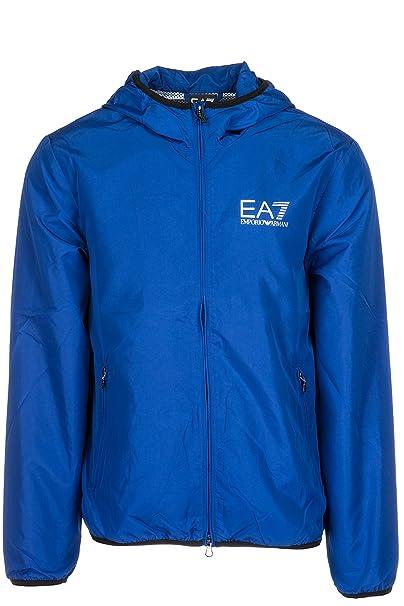 Emporio Armani EA7 chaqueta cazadoras de hombre chapucha nuevo blu EU M (UK 38) 3ZPB30PN28Z1570: Amazon.es: Ropa y accesorios