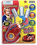 My Car Toy Remote Key Set (Colors May Vary)