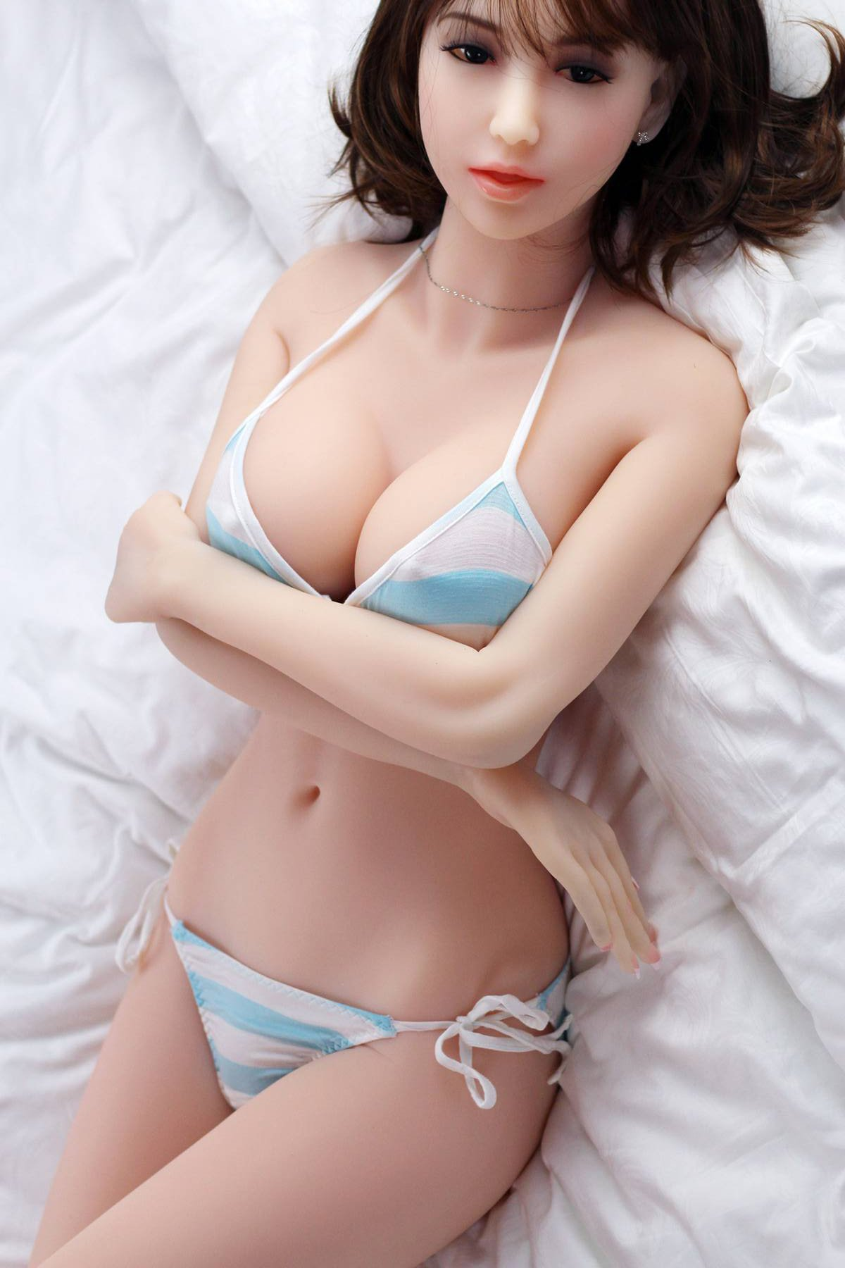 SSCZX Real Love Doll Model 5.18ft with TPE Entity Body Ultra Realistic Adult Toy- Send from TX,US by SSCZX (Image #3)