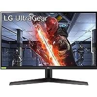 """LG, 27GN950 27"""", Monitor UHD 4K IPS, Czarny"""