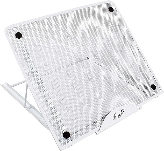 LÉMOUCHET Soporte Ajustable Ventilado para Tablero de luz Caja de luz, (12 puntos de ángulo) para XP-Pen Huion 12