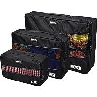 Tyhbelle Kleidertasche Packing Cubes Packwürfe 7-teiliges Set Ultra-leichte Gepäckverstauer Ideal für Reise, Seesäcke, Handgepäck und Rucksäcke