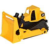 "Caterpillar Bulldozer Construction Toys Mini Machine Push-powered 7"""