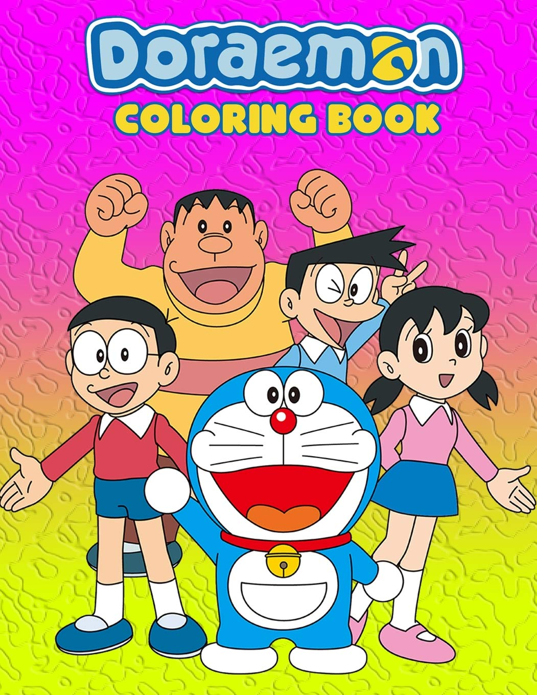 Coloring Book Doraemon Kids And Adult Coloring Pages