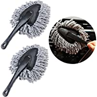 2-Pack IPELY Super Soft Microfiber Car Dash Duster Brush