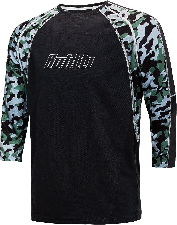 Cycling Short Sleeve Jersey Men Bike Shirt Wicking MTB Road Trail Cycle Jackets