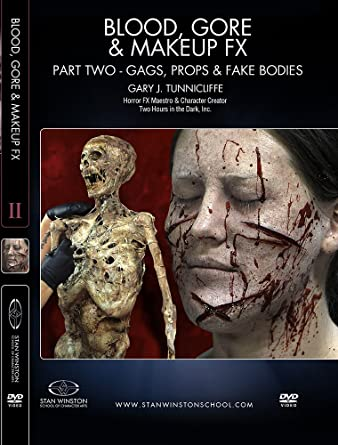 Amazoncom Blood Gore And Makeup Effects Part 2 Gags Props - Gore-makeup