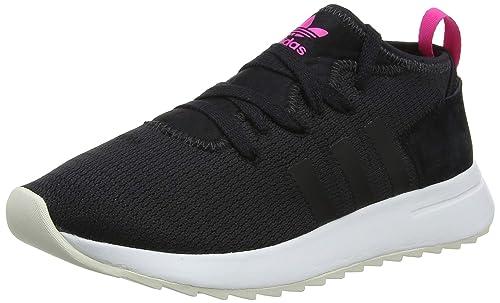 adidas Flashback Mid, Zapatillas Altas para Mujer, Negro Schwarz, 38 2/3 EU: Amazon.es: Zapatos y complementos