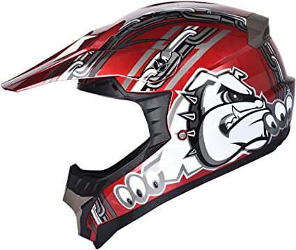 X4 Adult ATV Off-Road Helmet - Cool Motorcycle Helmet