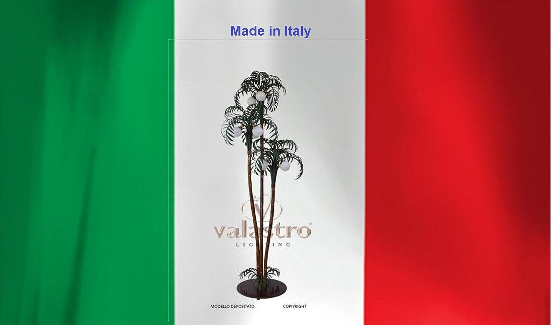 Made in Italy VALFB34135/5_BO Lampada Ferro battuto Illuminazione ...