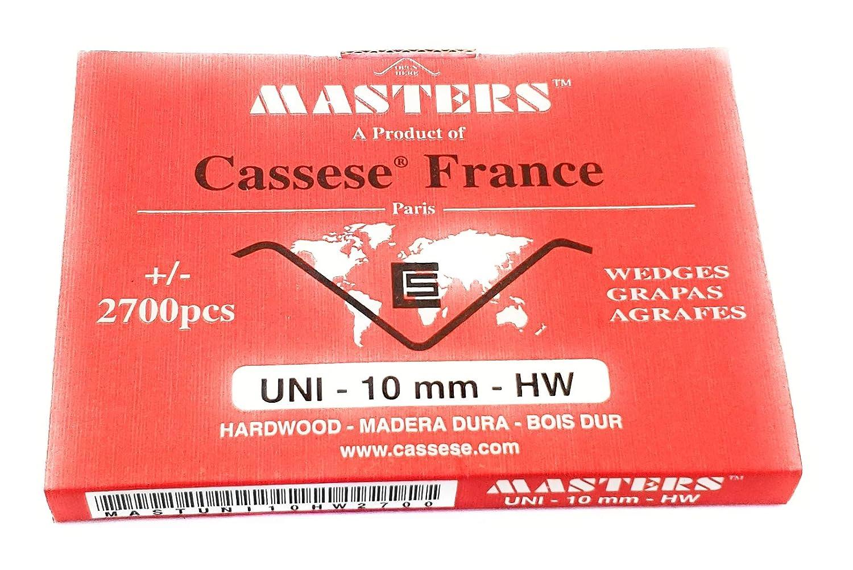 Cassese Uni wedges Lot 2,700 Tr/ès ongles 15mm Soft