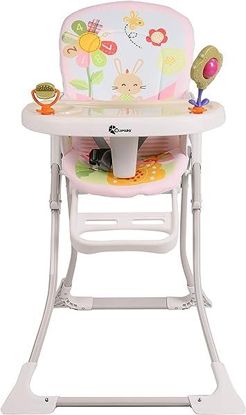Polini Kids Baby Kinder Hochstuhl Selby 252 in verschiedenen Farben