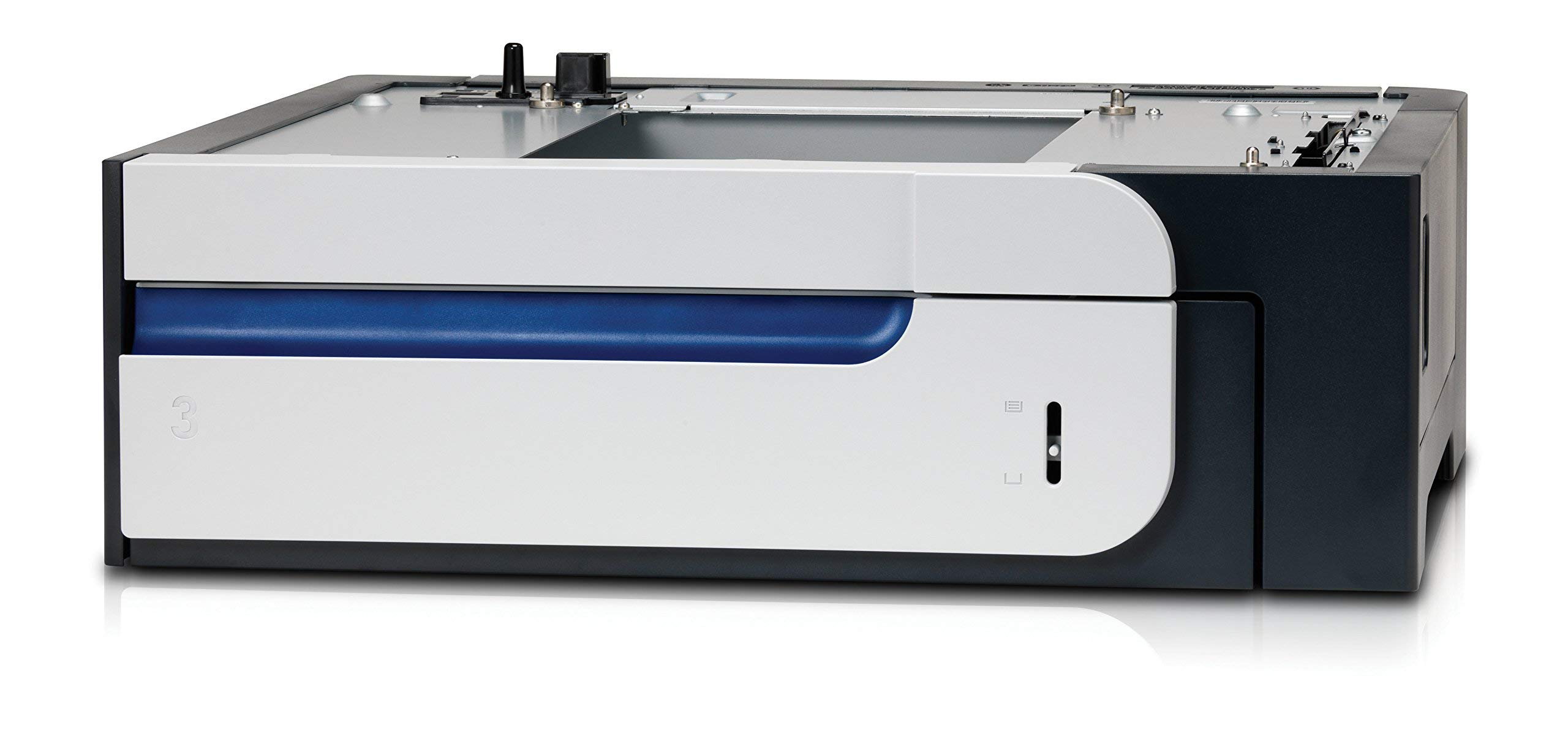 HP 669265-001 Heavy Media Paper Tray - Media tray - 500 sheets in 1 tray(s) - for Color LaserJet CM3530 MFP, CM3530fs MFP, CP3525, CP3525dn, CP3525n, CP3525x (Renewed) by HP (Image #2)
