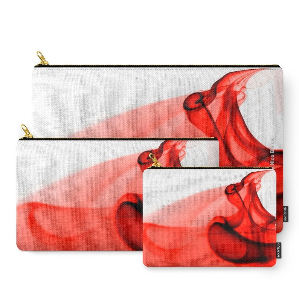 Society6 Fine Art 10 By Nico Bielow Carry-All Pouch Set of 3