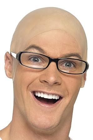 Smiffys Bald Skin Head Smiffys Amazoncouk Toys Games