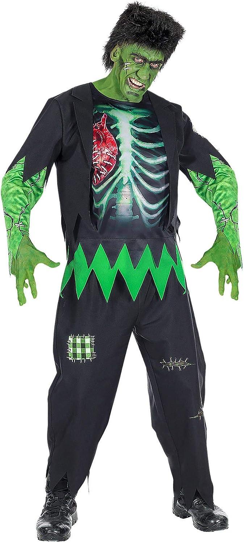 WIDMANN Disfraz de Hulk Monster Halloween para hombre de ...