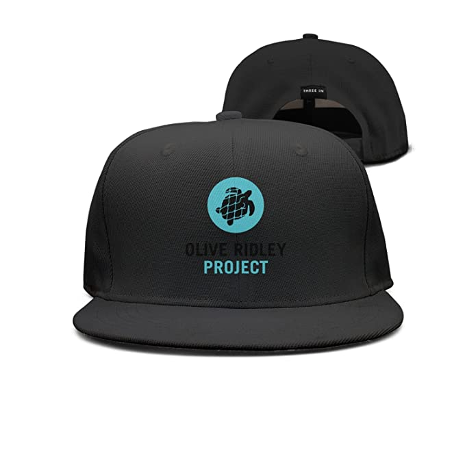 YUEHUA Popular Olive Ridley Project Caps Cap Flat Along Baseball Caps at  Amazon Men s Clothing store  9d4073490e5
