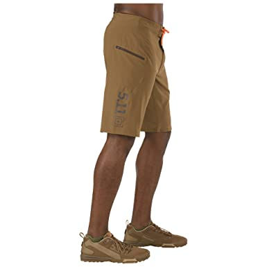 5b0563b128 5.11 Tactical Recon Men's Vandal Shorts, Mens, Short Recon Vandal, Battle  Brown,