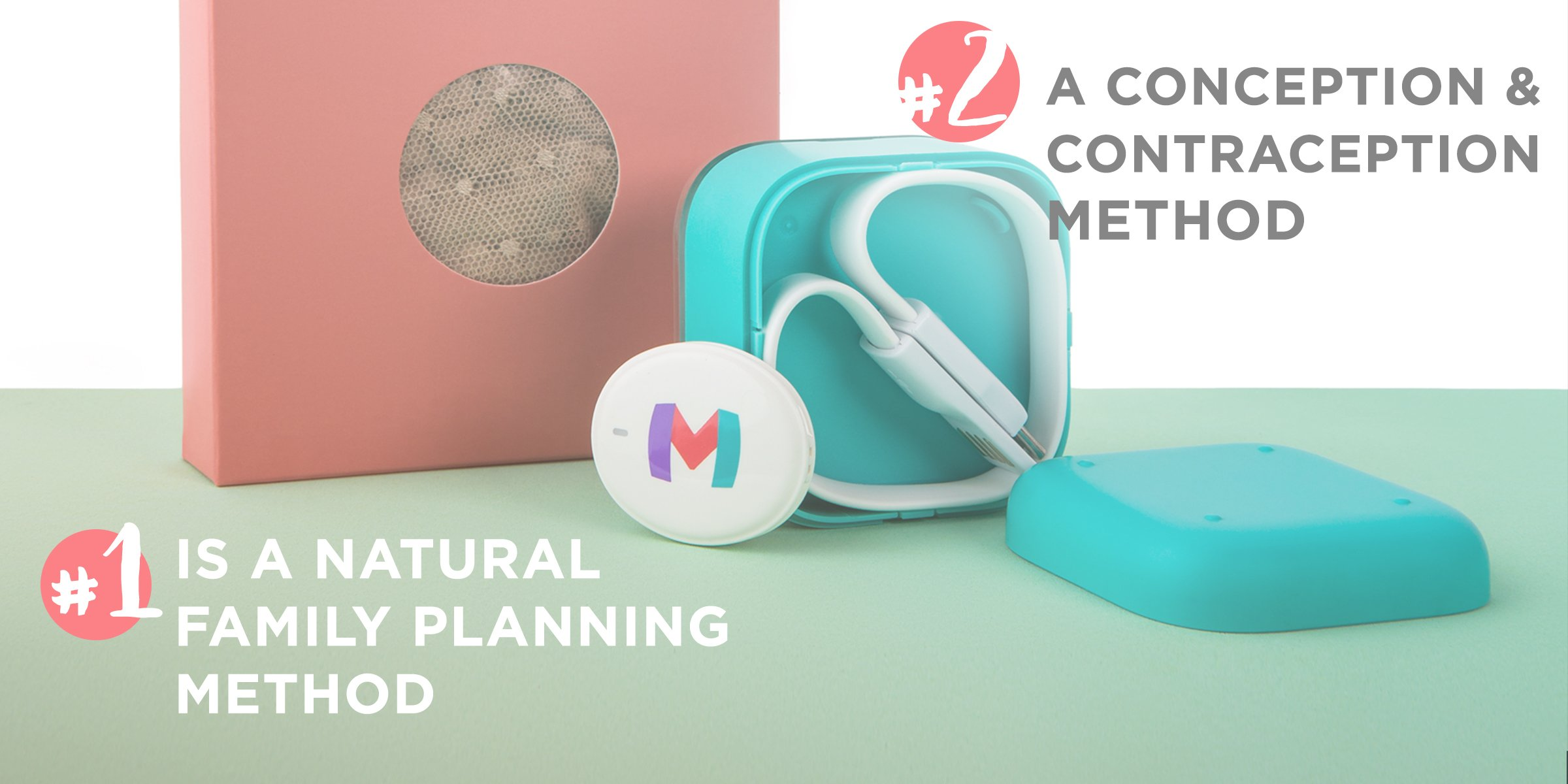 Ovulation Fertility Monitor Kit by HIMAMA - Great Predictor for Natural Family Planning - Period Tracker Sticks on Body - Connect to App (Medium) by HIMAMA (Image #3)