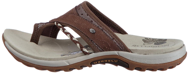 Merrell Women's Hollyleaf Sandal B0058YYWHA 6 B(M) US|Bracken