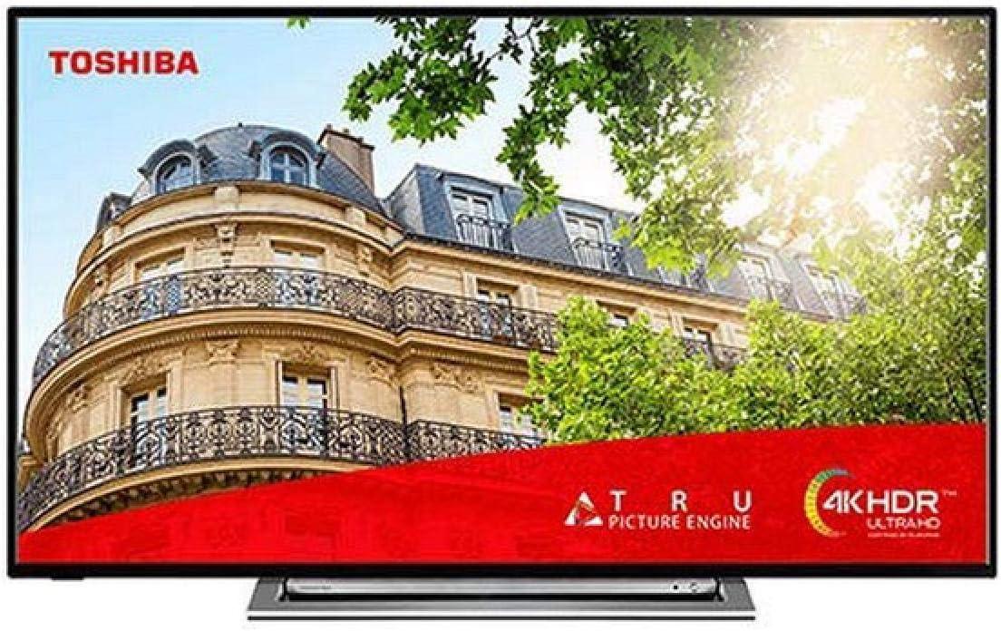 TOSHIBA Televisor TV 55 UHD 4K Smart TV BT: Amazon.es: Electrónica