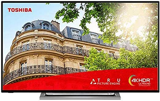 tv-led-10922-cm-43-toshiba-43ul3a63d-uhd-4k-smart-tv: Toshiba: Amazon.es: Electrónica