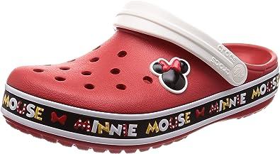 Crocband Disney Minnie Mouse III Clog