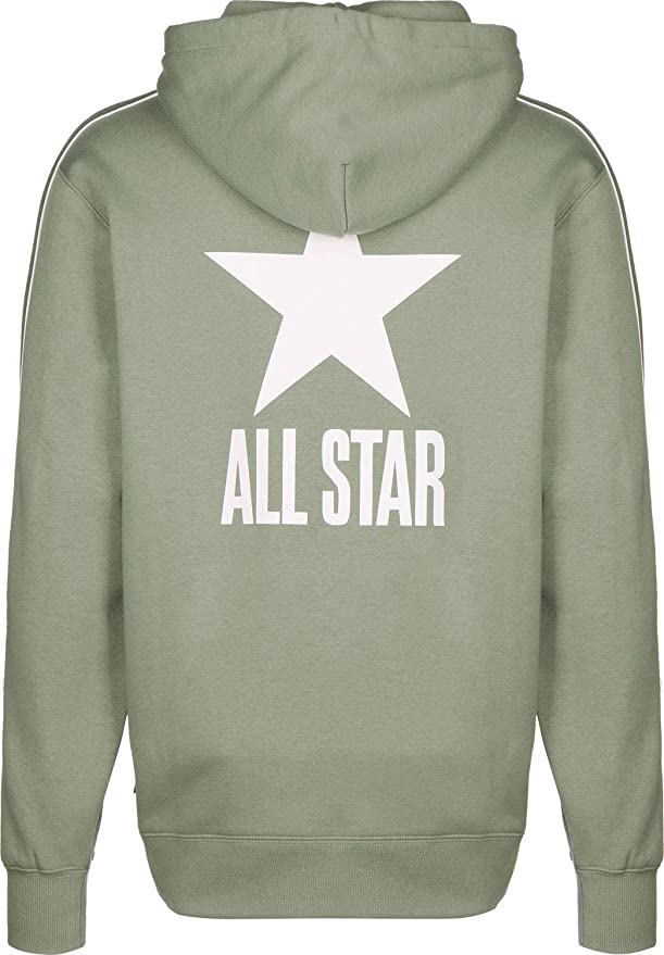 Converse All Star Track PO Hoodie Light Olive: