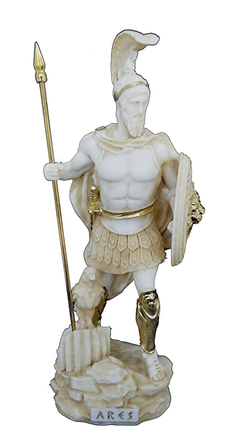 Talos Artifacts Ares Sculpture Ancient Greek God Of War