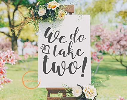 Amazon Com Wedding Vows Cut Files I Do Sign Wedding
