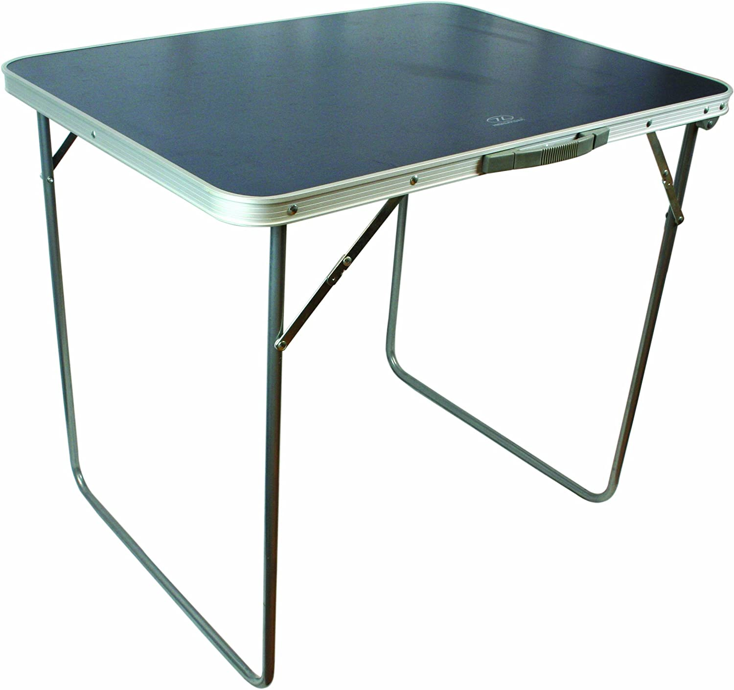 Highlander Small Folding Simple MDF Camping Table