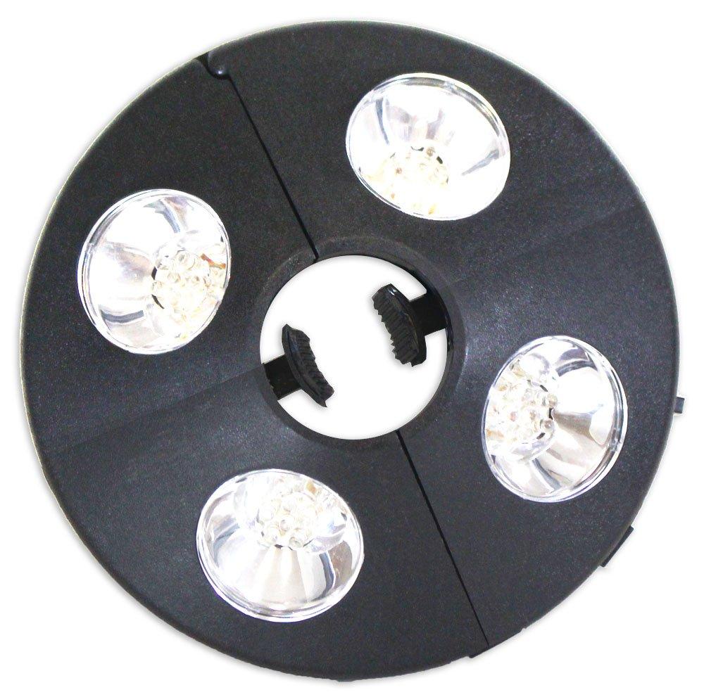 24 LED Sure-Grip Umbrella Light, 7-1/2 Inch Diameter