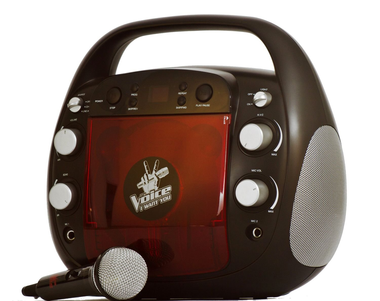 Sakar Karaoke System ISK-IPD iSing ISK-IPD-BBB