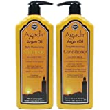 Agadir Argan Oil Daily Shampoo + Conditioner Set 33.8oz 5 tubes