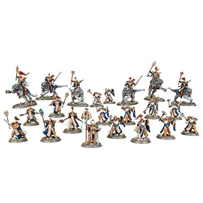 Games Workshop Warhammer 40,000 Stormcast Eternals Exorcism Soulstrike: Toys & Games