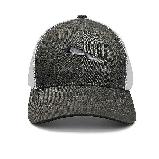 0eabf7dd Amazon.com: Custom Jaguar-Emblem-Logo-Symbol- Army-Green Flat Brim ...