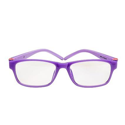 PROSPEK - Gafas de Ordenador para niño con filtro de luz azul para mayores de 4