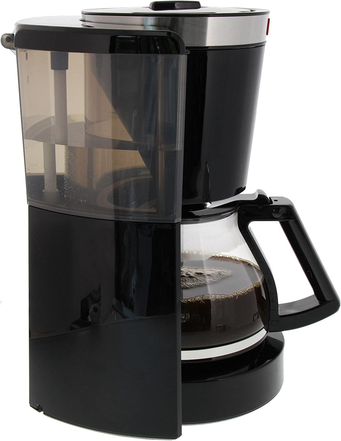 Melitta Look Selection - Cafetera de goteo, 1000 W, color negro: Amazon.es: Hogar
