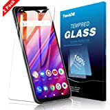 [2 Pack] TopACE for BLU Vivo X5 Screen Protector, BLU Vivo X5 Tempered Glass 9H Hardness [Case Friendly][Anti-Scratch][Bubble Free] Compatible for BLU Vivo X5 (Clear)