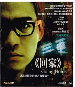 Going Home Hong Kong Movies VCD Format Cantonese / Mandarin Audio With Chinese / English Subtitles