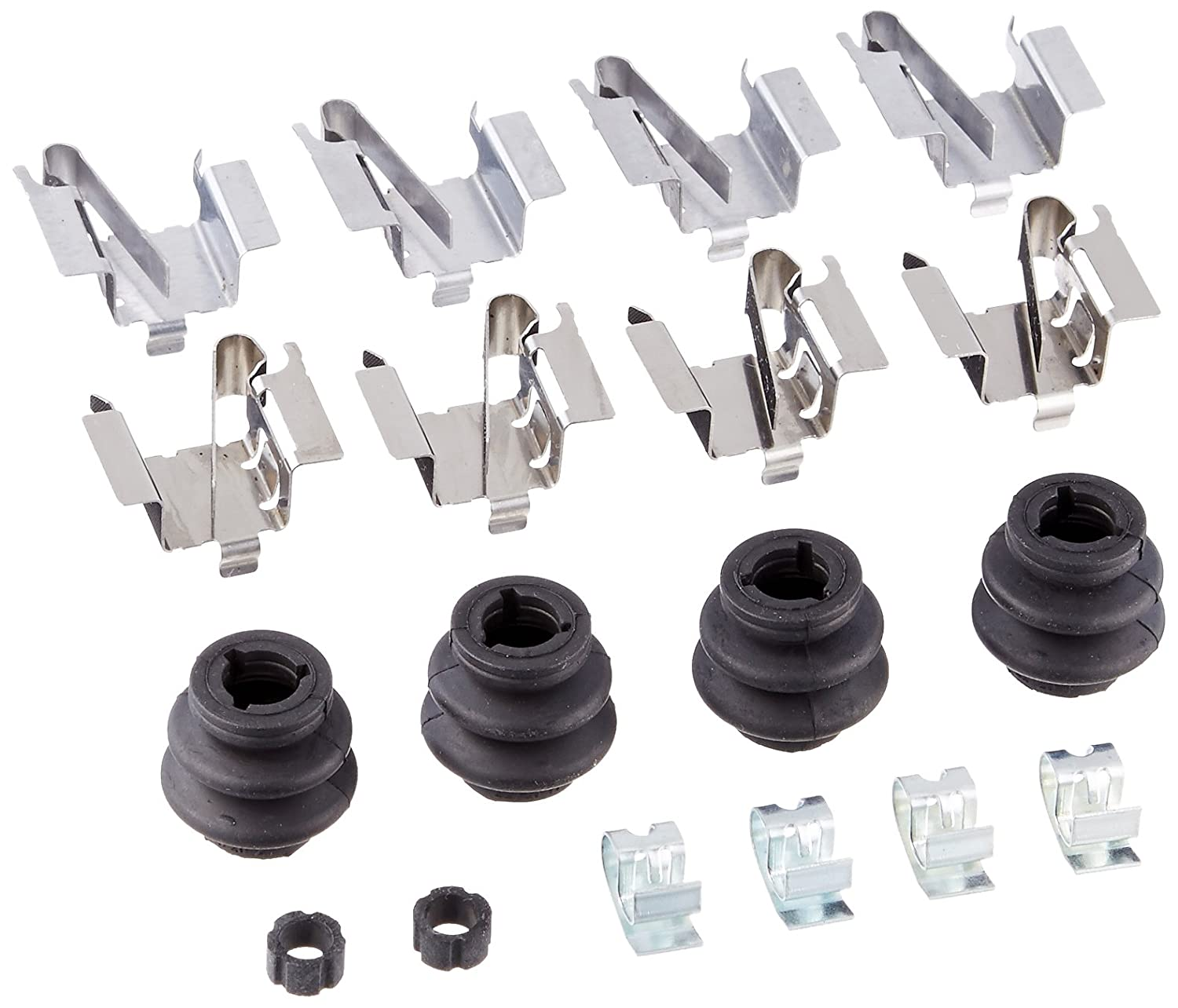 Carlson 13571Q Rear Disc Brake Hardware Kit Carlson (CASZC)