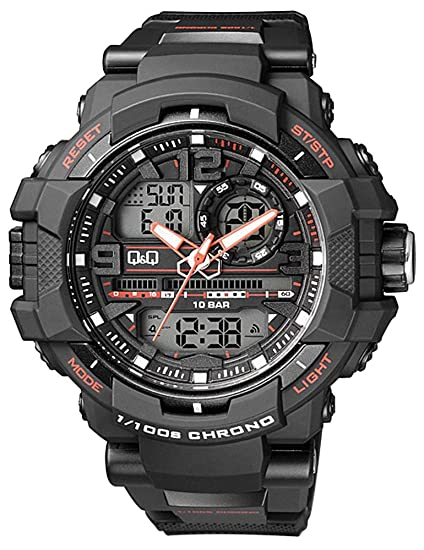 RELOJ Q&Q by Citizen GW86J002Y