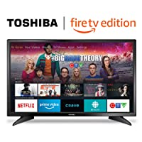 Toshiba 32LF221C19 32-inch 720p HD Smart LED TV - Fire TV Edition