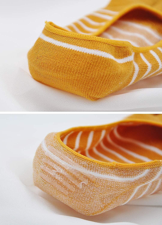 4//5 paid Calze in Cotone per Donna Calzini Antiscivolo con le dita dei piedi LOFIR Calzini Invisibili con Dita Separate da Donna Sneaker Calzini 5 Dita Taglia 35-41