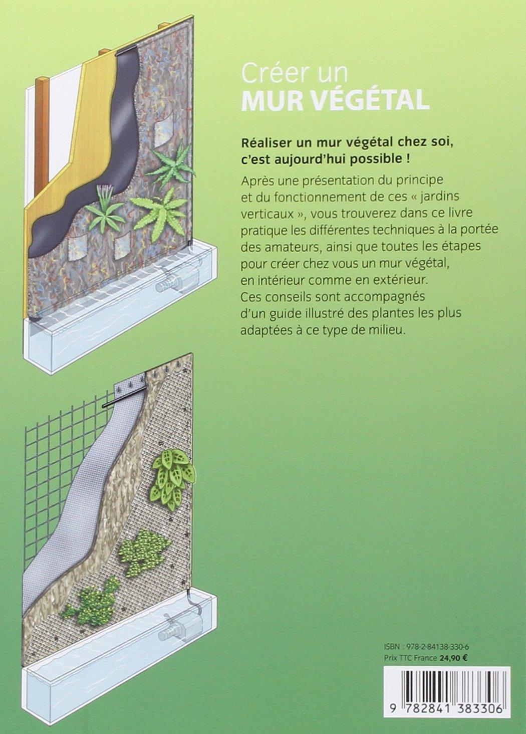 mure vegetale exterieur gallery of fabulous mur vegetal exterieur mur vacgactal terrasse et. Black Bedroom Furniture Sets. Home Design Ideas