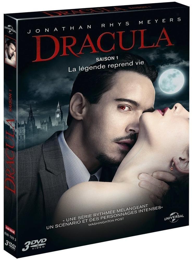 Dracula - Saison 1 [DVD]: Amazon.es: Jonathan Rhys Meyers ...